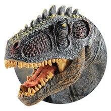 jurassic world t rex Toys & hobbies dinosaur toys for children boys doll dragon educational toys for children boy christmas gift цена в Москве и Питере