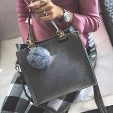 Bolso de piel de lujo para mujer, cartera femenina de diseñador, cuadrada, pequeña, cruzada por encima del hombro, 2019