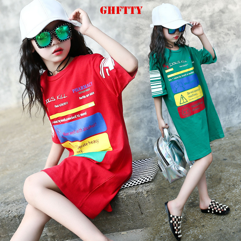 Kids Girls Clothes Girl Dress Green Red Dress Princess Sress Roupas Infantis Menina Flower Baby Girls dresses Princess Dress
