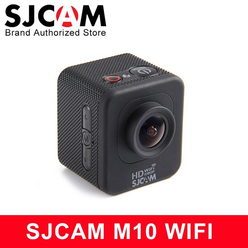 Original SJCAM M10 WIFI Action Camera 30M Waterproof SJ Cam Sports DV 12MP 1.5 inch LTPS LCD Full HD 1080P Mini SJM10 deportiva