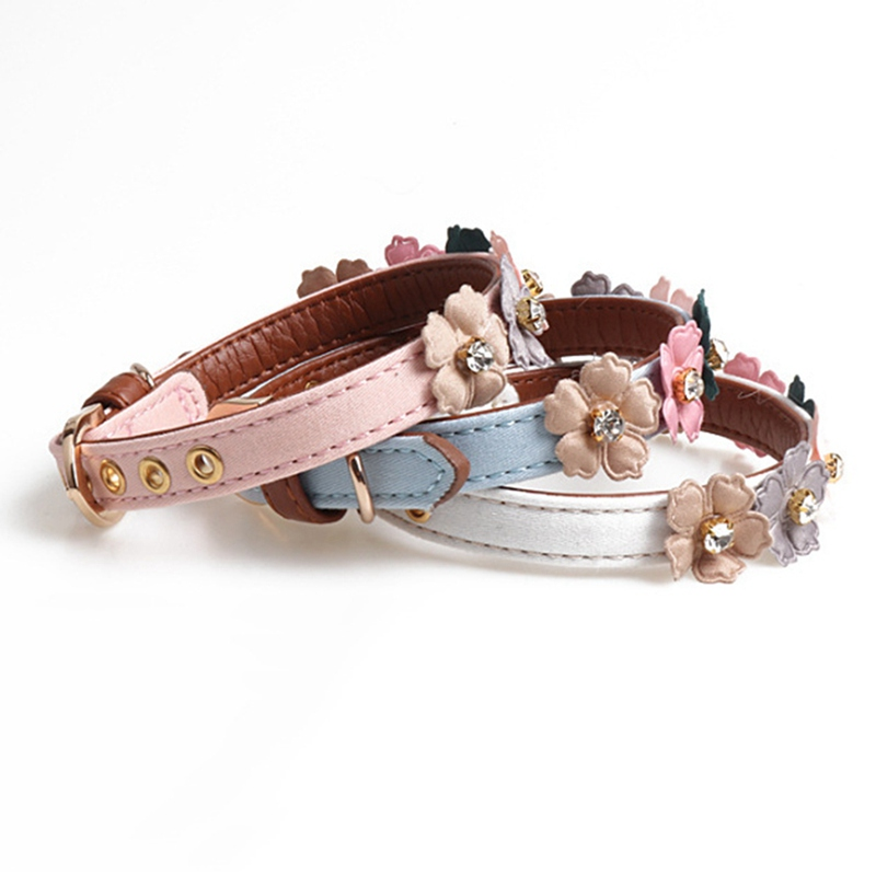 pretty dog collars