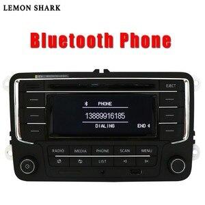 Image 3 - سيارة راديو ومشغل أقراص ستيريو RCN210 RCD320 MP3 SD بطاقة AUX Canbus بلوتوث لشركة فولكس فاجن باسات B6 CC B7 جولف 5 6 جيتا MK5 MK6 تيجوان