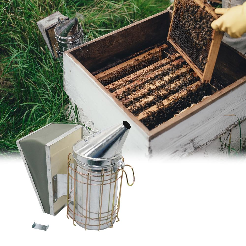 Дымораспылитель из нержавеющей стали для пчеловодства, 1 шт.