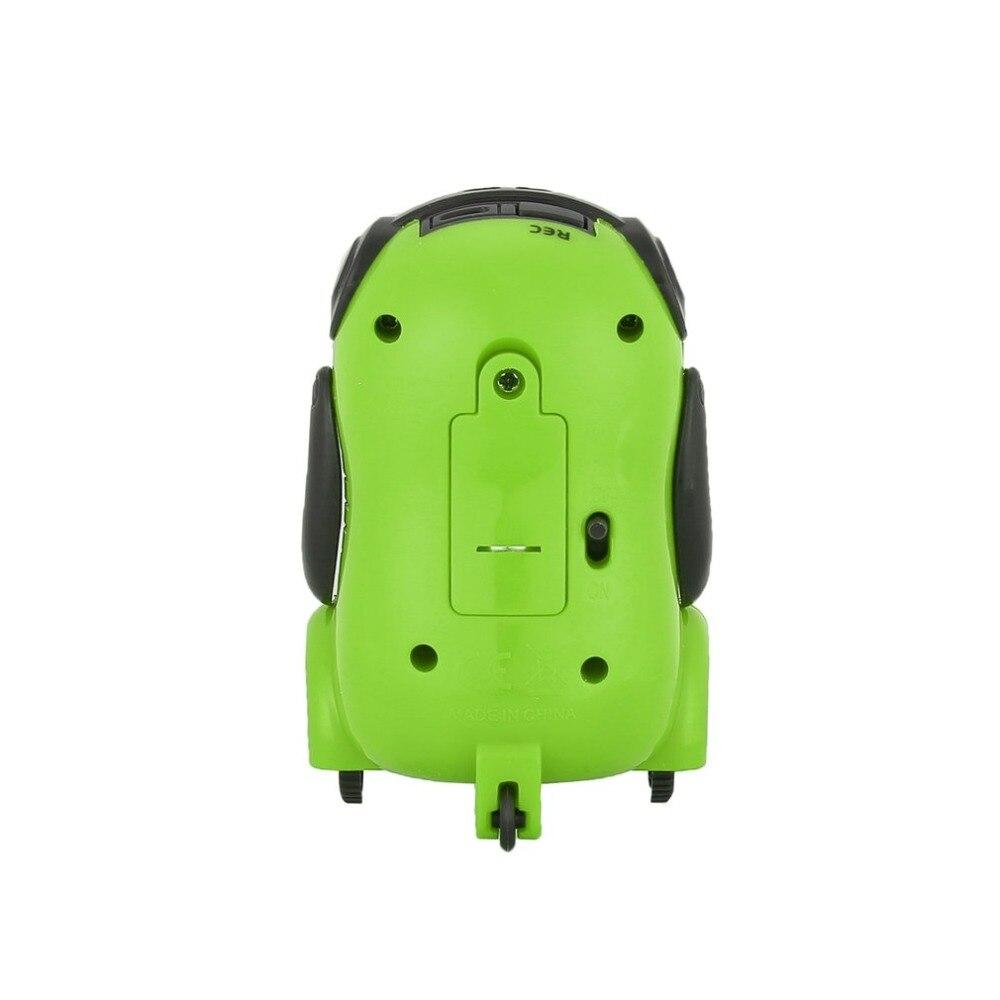 DDG-3 DDG-2  Intelligent Smart Mini Pocket Voice Recording RC Robot Recorder Freely Wheeling 360 Rotation Arm Toys for Kids Gift 11