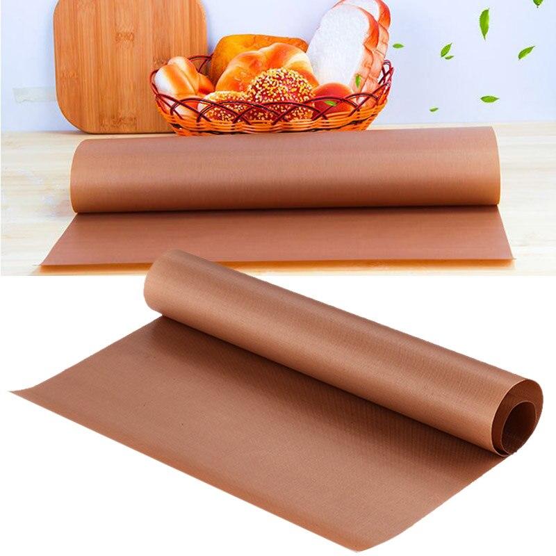 Reusable Fiberglass Cloth Non-Stick Mat Multifunctional Q Mat Nonstick Baking Sheet 60*40cm Hot Sale