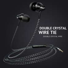 M8 Earphone Heavy Bass In-Ear Earphones Music Headset Microphone 3.5mm High Quality Earbud  Earphones For iPhone Samsung xiaomi original langsdom m400 in ear earphones special metal high quality heavy bass sound with microphone for all phone xiaomi