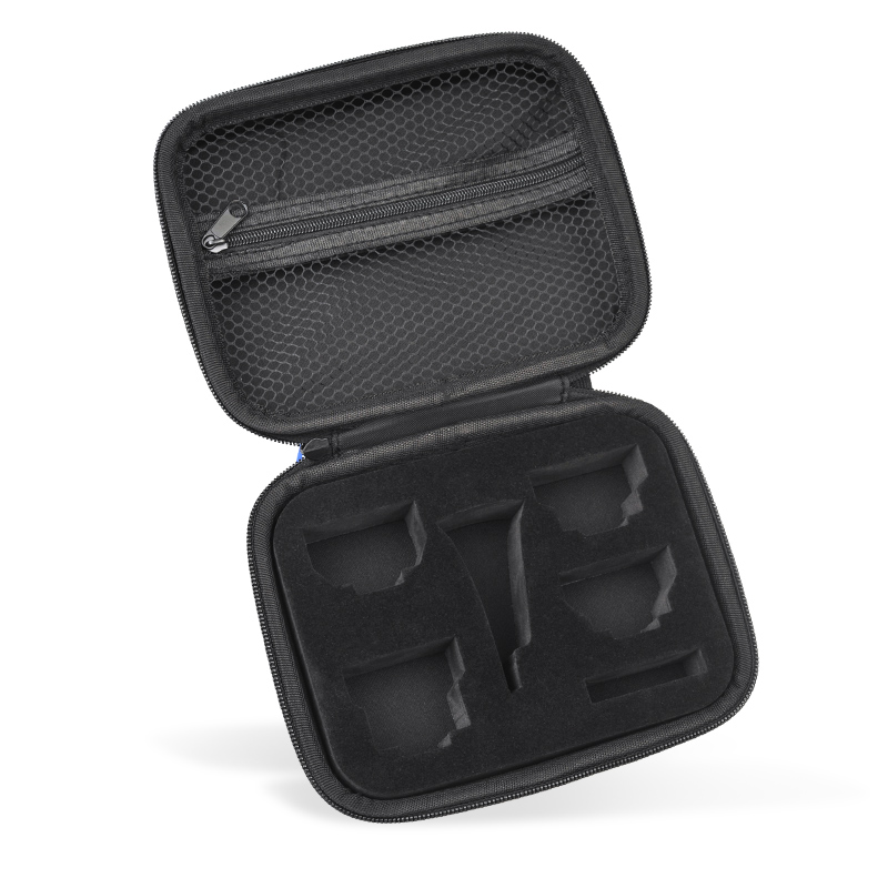 SiRui mobile phone lens storage box Wide angle fish eye macro portrait storage lens bag Portable anti fall lens box in Camera Filters from Consumer Electronics