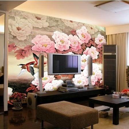 Online Get Cheap Wallpaper Chinese Flower -Aliexpress.com ...