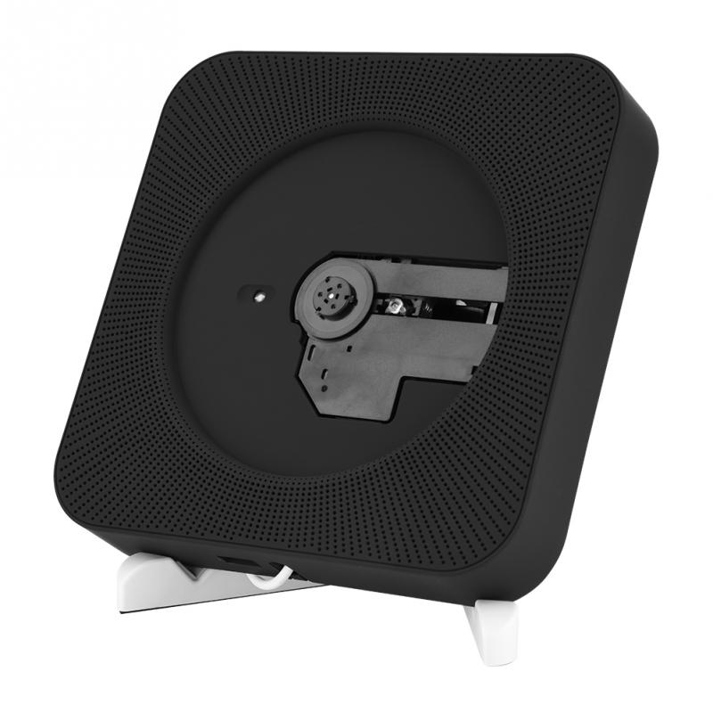 New Wall Mounted Bluetooth Cd Player Speaker With Remote
