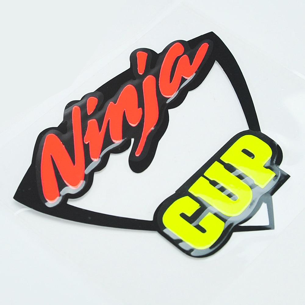 Aliexpress com beli stiker reflektif stiker sepeda motor motocross cangkir cangkir perisai racing badge kasus untuk kawasaki ninja dari handal motocross