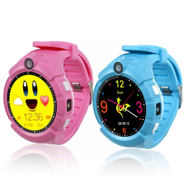 Q360 Child smartwatch SOS Anti-Lost Monitor Tracker baby GPS Watch Kids Smart Watch with Camera GPS WIFI Location PK Q528 Q90 4