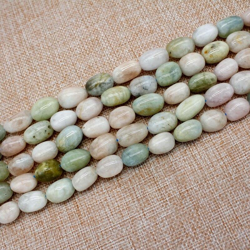 Pierre naturelle agate perles environ environ 20 pièces vert 8mm granit pour Bijoux Fabrication