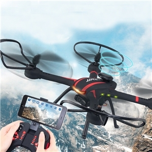 JJRC H11WH Quadcpter Barómetro Set Alta Wifi FPV con 2MP Cámara RC RTF 2.4 GHz