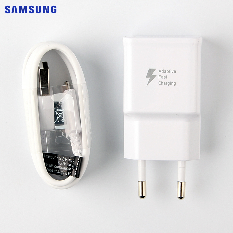 SAMSUNG Original Fast Charger For Samsung GALAXY S7 S6 G9200 C5 C5000 C7 Note 4 N9100 N910a N910u C7000 G9280 A9 A5 C9 J3110 J7
