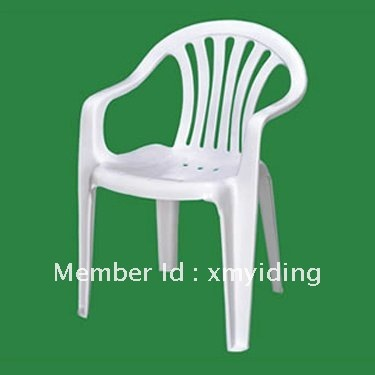 plastic cheap outdoor modern chair in white with arms in dining chairs from furniture on. Black Bedroom Furniture Sets. Home Design Ideas