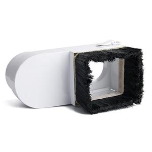 Image 3 - Пылесборник диаметром 65 мм/85 мм/100 мм/125 мм, пылесборник, щетка для ЧПУ шпиндельного двигателя, фрезерный станок, маршрутизатор, Деревообрабатывающие инструменты