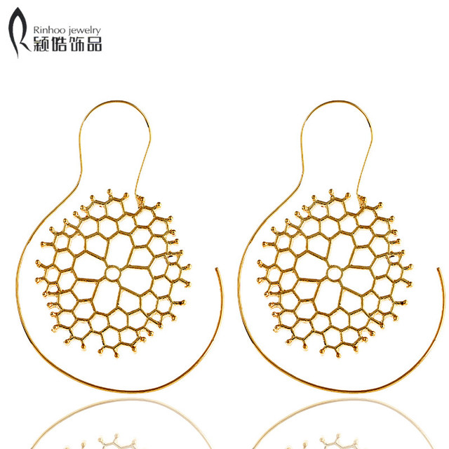 Fashion Cute Women Lady Girl New Hot Lovely Popular Small Bee Insect honeycomb S