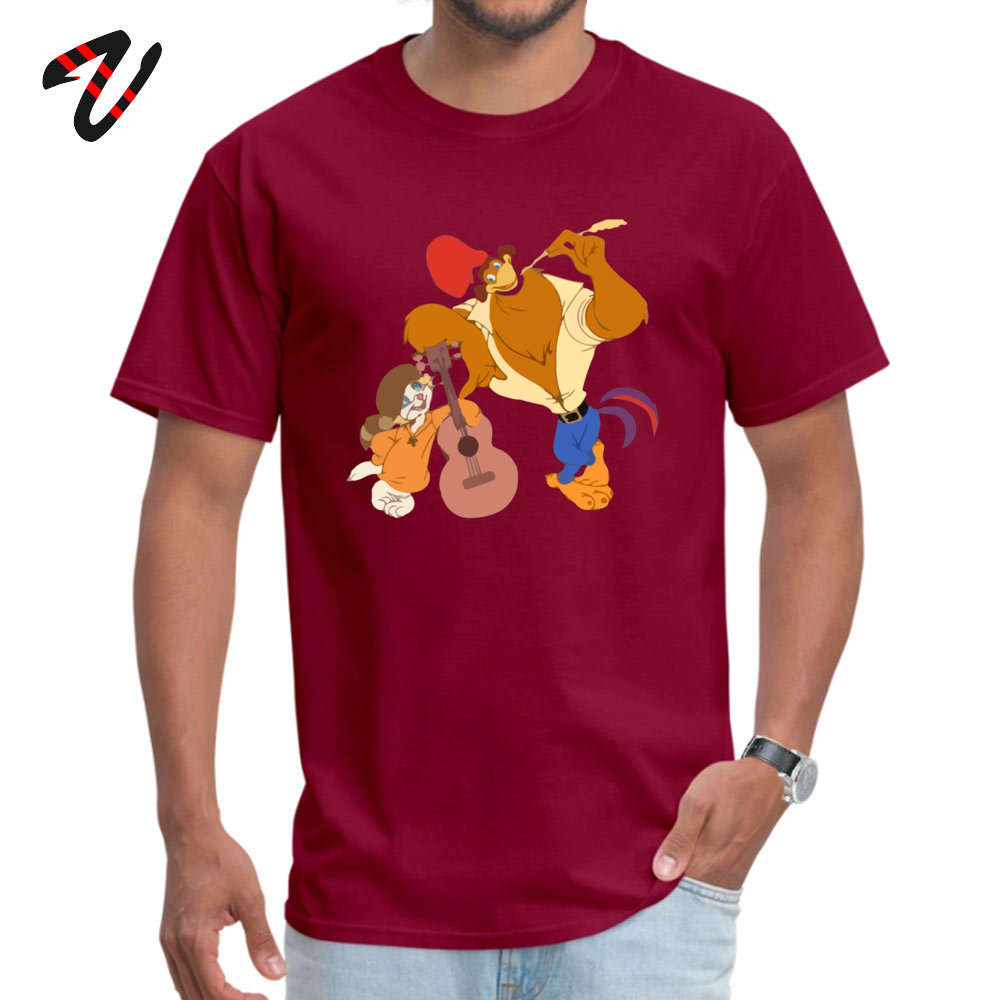 RockaDoodle Ajax comfortable T Shirt O Neck Thanksgiving Day Uchiha Varadero Sleeve Tshirts for Men Crazy T Shirts in T Shirts from Men 39 s Clothing