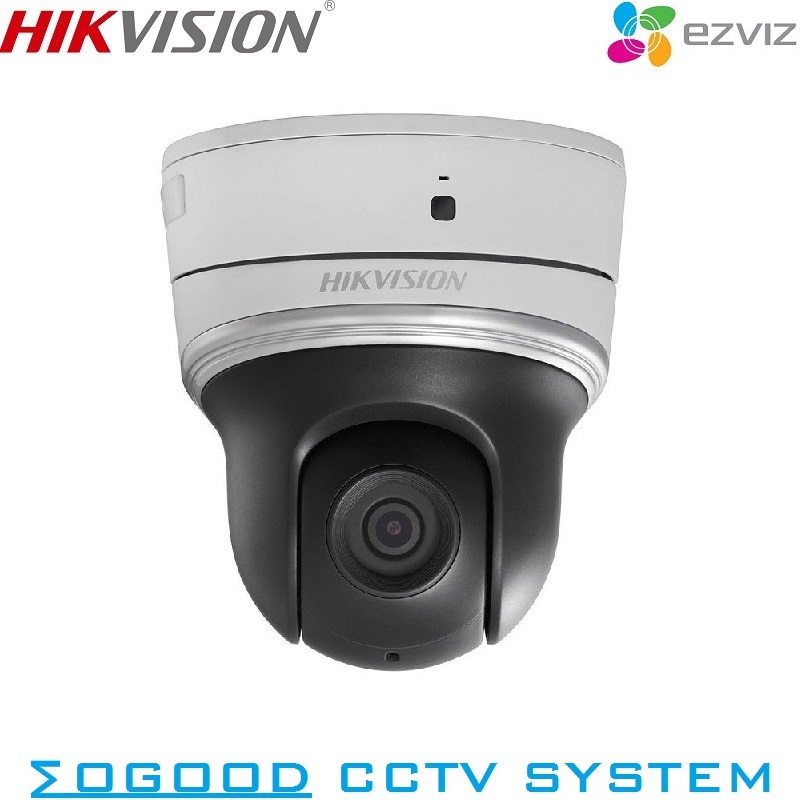 US $118 44 6% OFF|Hikvision EZVIZ DS 2DC2106IW D3 1 3MP/960P Mini PTZ IP  Camera 3 18mm 6X Zoom With IR 30M DC12V Support ONVIF /SD Card Slot-in