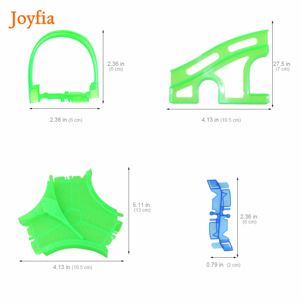 4 Types Roller Accessory Coaster Race Track <font><b>Electronic</b></font> Rail <font><b>Car</b></font> Model <font><b>Toy</b></font> DIY Funny Puzzle <font><b>Toys</b></font> Kids Boys Educational <font><b>Toys</b></font> ! image