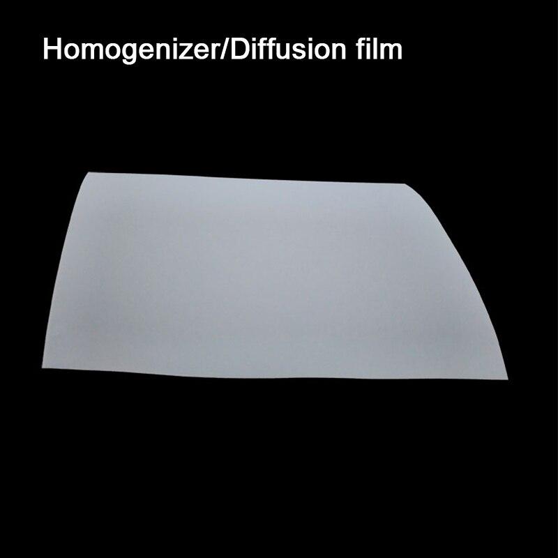 LCD Screen, Homogenizing Film, Flat Panel Light, LED Light Diffusing Film, Uniform Light PET Film, Light Guiding Film