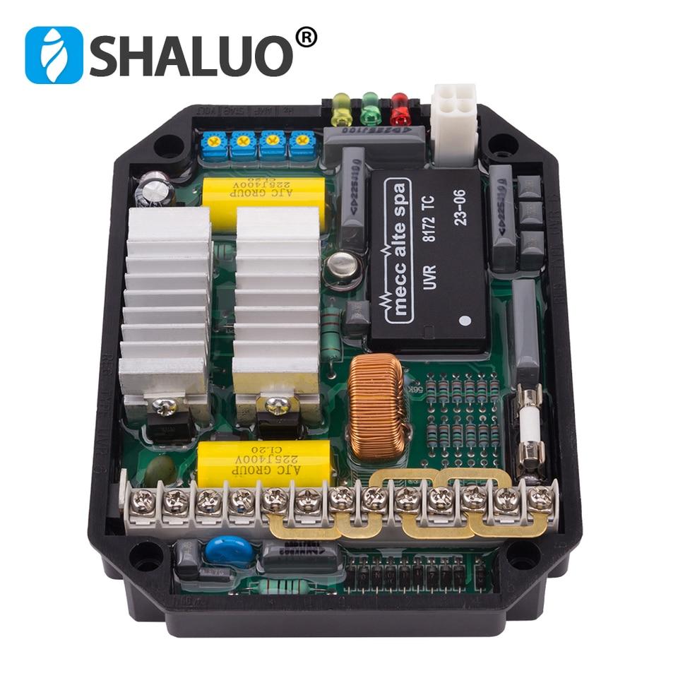 Solarhome New Automatic Voltage Regulator AVR EA06 for Mecc Alte Spa AVR Model UVR6