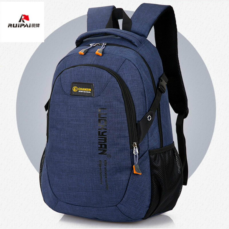Large Laptop Bag Man Backpack Bag Backpack women Casual Rucksack Travel Daypack School Bags teenager girls boys Mochila fashion