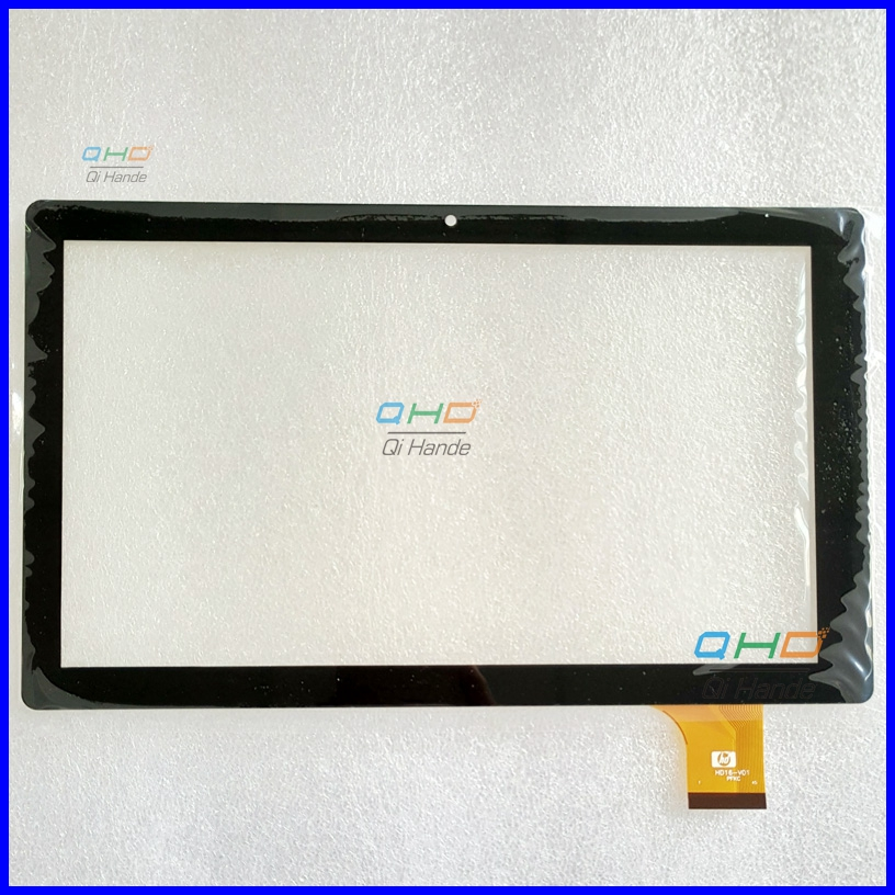 New Touch Screen Digitizer For 10.1'' inch HD16-V01 FPKC Tablet Touch Panel Sensor Replacement Free Shipping witblue new touch screen for 9 7 archos 97 carbon tablet touch panel digitizer glass sensor replacement free shipping
