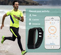 High Quality Fashion TW07 Bluetooth Smart Fitness Waterproof Fitness Tracker Watch Wristband For Android iOS