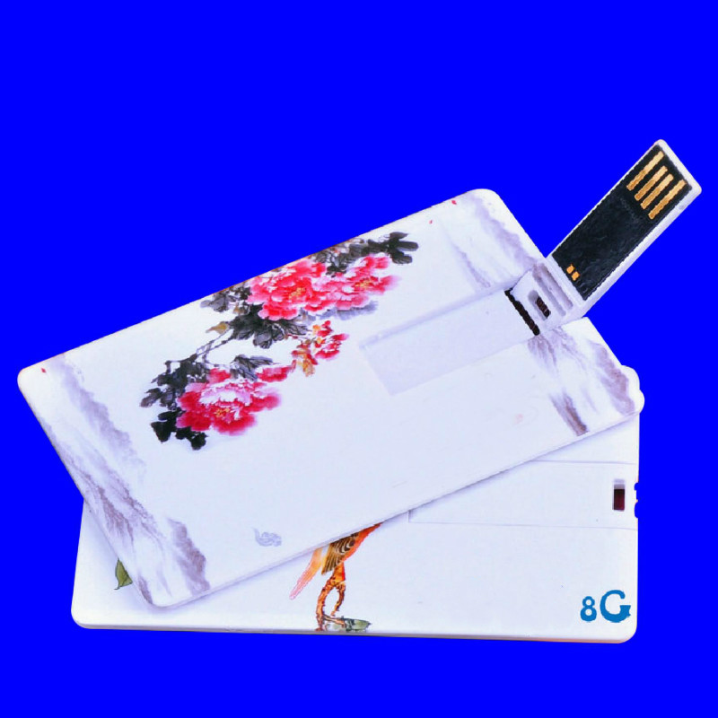 Professional Custom Logo USB Credit Card2.0 4gb -32gb Flash Pen Drives Good Gift For Business And Wedding(We recommend 15 Pics)