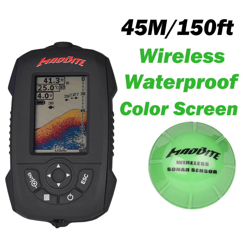 aliexpress : buy 2016 new fishing bait boat portable sonar, Fish Finder