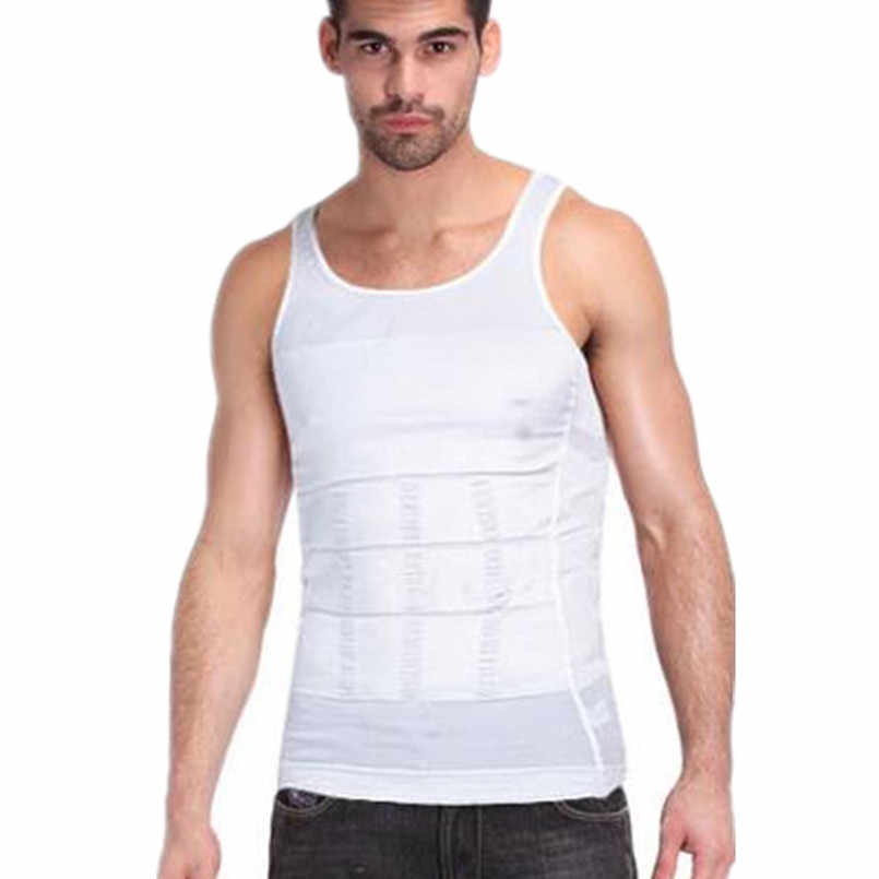 eadf7aa8b3d ... Lost Weight Vest Shirt Fatty. RELATED PRODUCTS. Hot Sale Men Body  Slimming Tummy Shaper Belly Underwear shapewear Waist Girdle Vest large  size S