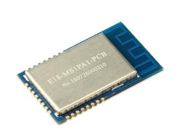 10pcs for Zigbee Wireless Module CC2530F256 + PA Development Board E18-MS1PA1-PCB Networking Intelligent Home CC2592 Amplifier