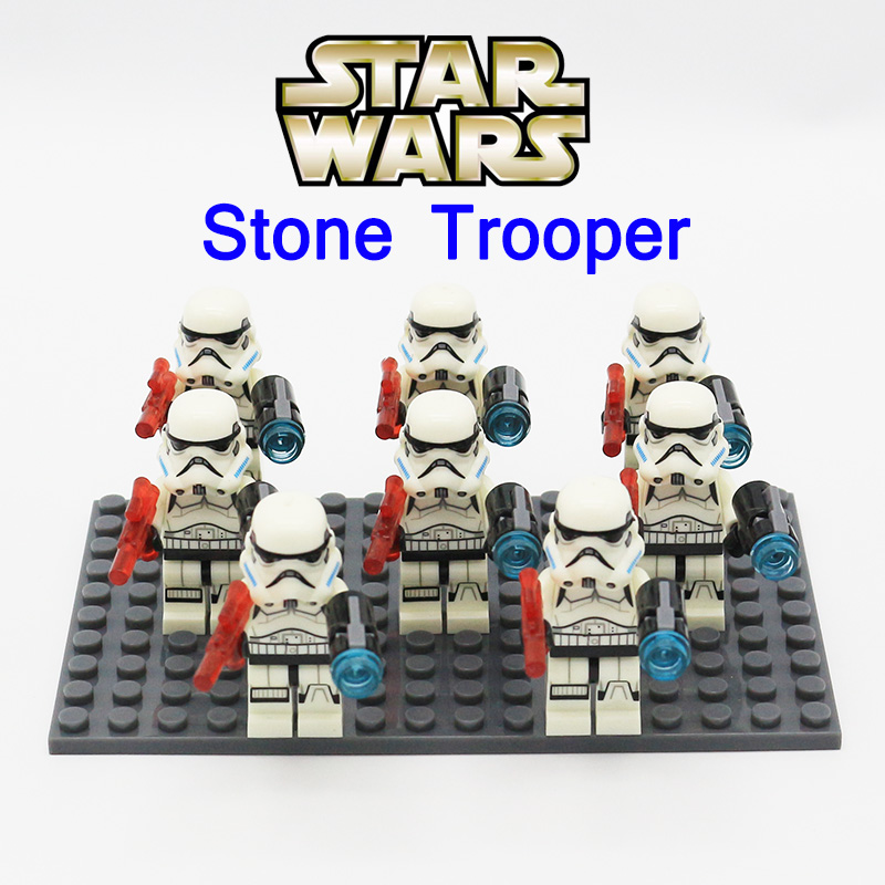 Blocos figuras de ação star wars Classification : Assemblage