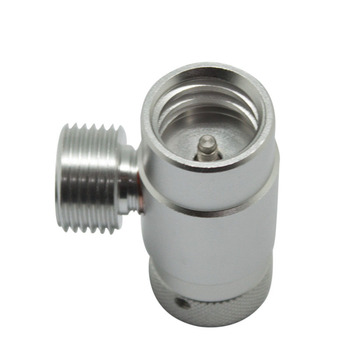 2019 Hot Metal CO2 Gas Filling Refill Adapter Connector For Sodastream Soda Tank R1