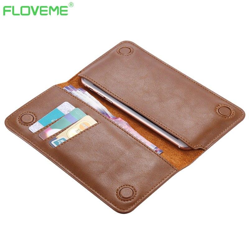 bilder für FLOVEME für Oukitel K6000 K1000 K4000 PRO Brieftasche Tasche Ledertaschen abdeckungen für Oukitel C3 C4 C5 U20 U7 Plus Taschen Capa Fundas