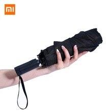 Mijia WD1 автоматический Солнечный дождливый зонтик портативный складной ветрозащитный водонепроницаемый анти-отскок УФ-зонтик для взрослых