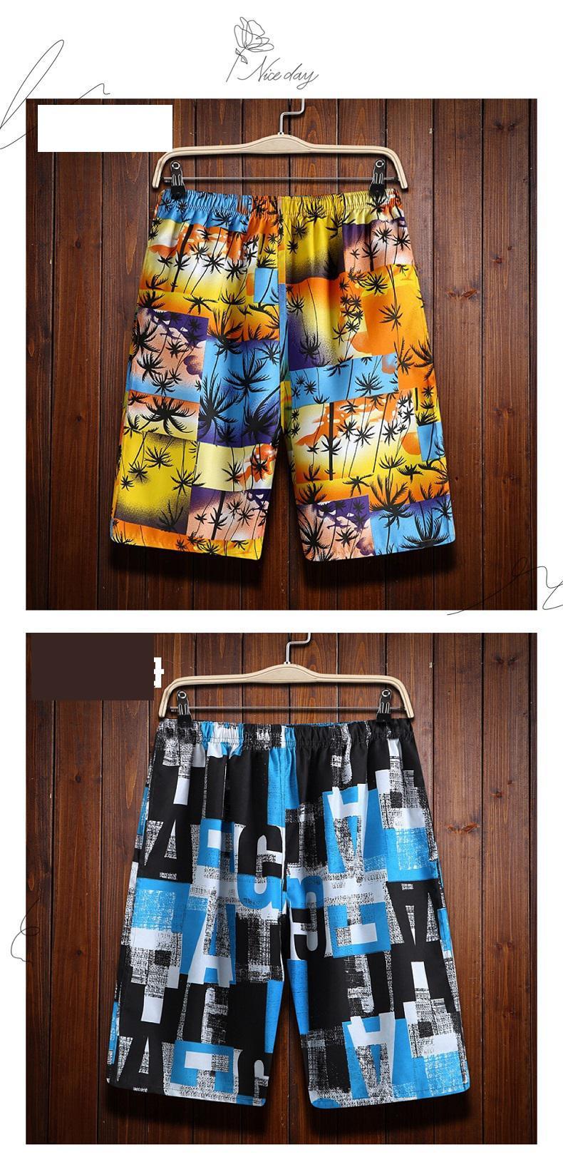 10 Patterns Camouflage Compression Shorts Men Summer Clothing Board Shorts Nylon Bottom Men Side Pockets Men's Swimwear 2