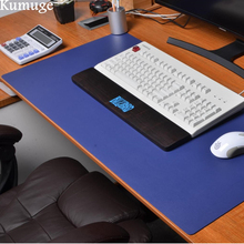 Ultra-thin Large Gaming Mouse Pad 800x400mm Waterproof PU Leather Office Keyboard Desk Mouse Mat Mousepad for LOL CSGO Dota 2 in 1 900 450mm double side large gaming mouse pad pu leather non slip mouse mat for dota 2 csgo office desk mousepad gamer