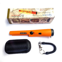 High quality Gold Detector Orange color metal detector GP-POINTER handheld metal positioning rod archaeological detector free shipping gold hunter pro pointer propointer metal detector gold detector