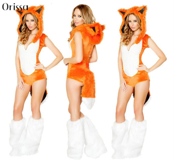2015 hot sale fox fanny cute halloween costume halloween costumes hot sexy fox costume dress sexy costumes women in sexy costumes from novelty special use
