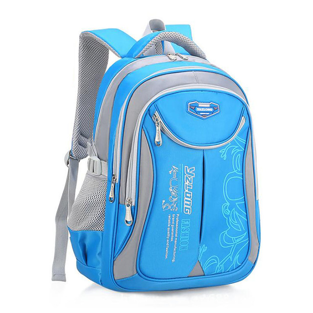 New Hot Backpack Children Schoolbag Kids Primary School Bags for Teenagers  Boys Girls Waterproof Big Capacity 846f1745c2f41