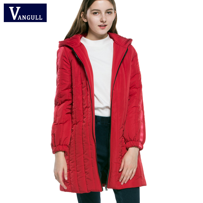 2017 New Winter Jacket Women Hooded Thicken Coat Female fashion Warm Outwear Down Cotton-Padded Long Wadded Jacket Coat Parka lstu winter jacket women 2017 fashion cotton padded hooded jacket female wadded jacket outerwear winter coat women