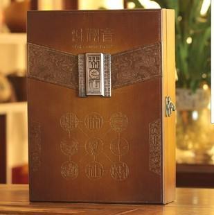 Fresh tea tieguanyin tea special tea, senior gift box sweet tea (day)