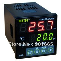 NEW PID Temperature Control Controller OMRON Relay 12 24V D1S CR 24 Free Shipping