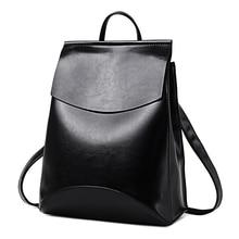 Хит, Модный женский рюкзак, высокое качество, искусственная кожа, рюкзаки для девочек-подростков, женская школьная сумка через плечо, рюкзак mochila