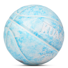 Kuangmi PU Basketball Size 7 Basket Ball Outdoor Indoor Training Basketball Equipment Non-slip Wear-resistant Ball Dropshipping