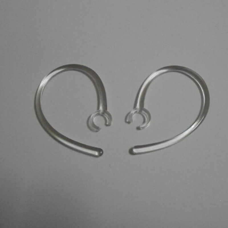 2pcs Replacement Set For Blueant Endure Headset Ear Hook Ear Gel Ear Bud Loop Earphone Accessories