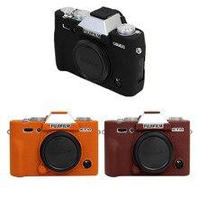 Камера мягкий силиконовый защитный чехол сумка для ЖК-дисплея с подсветкой Fujifilm Fuji X-T10 X-T20 XT10 XT20
