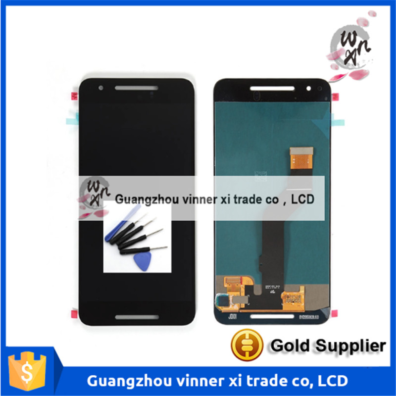 NEW LCD Display Touch Screen Digitizer Assembly for Huawei Google Nexus 6P black